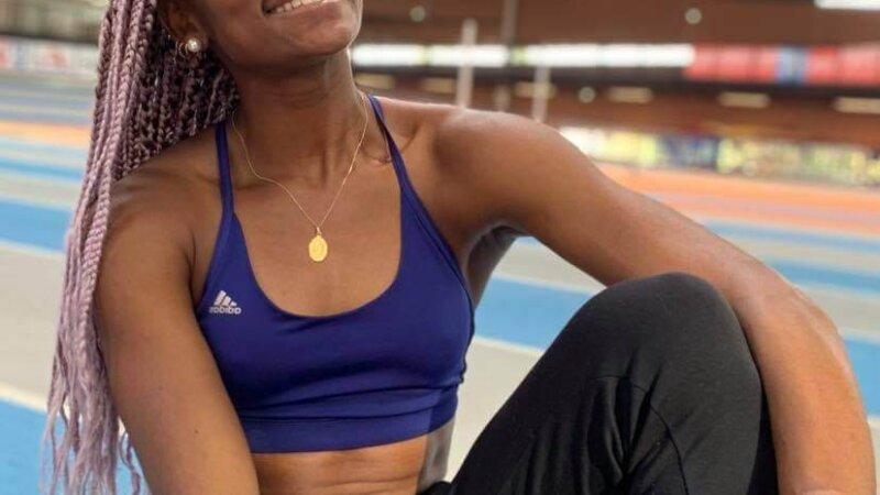 [PORTRAIT] Kalyl Amaro jeune athlète lyonnaise sur 400 mètres