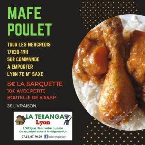 [A EMPORTER] Vendredi c'est Mafé @ espace culturel africain