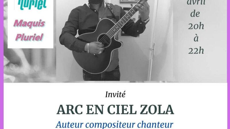 """[RADIO] VOIR Le REPLAY de """"Maquis Pluriel"""" du mardi 6 avril 2021 avec Arc en ciel ZOLA"""