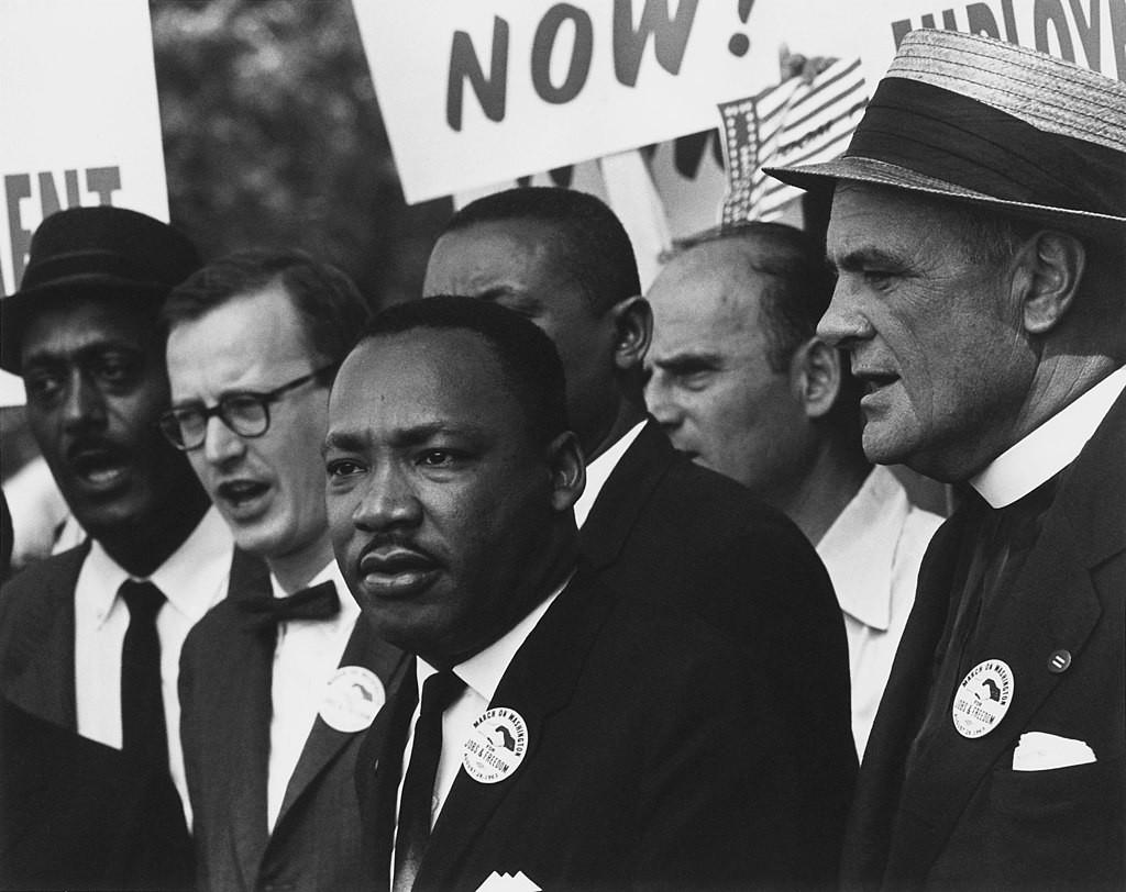 [MEMOIRE] 4  avril 1968 : Assassinat de Martin Luther King