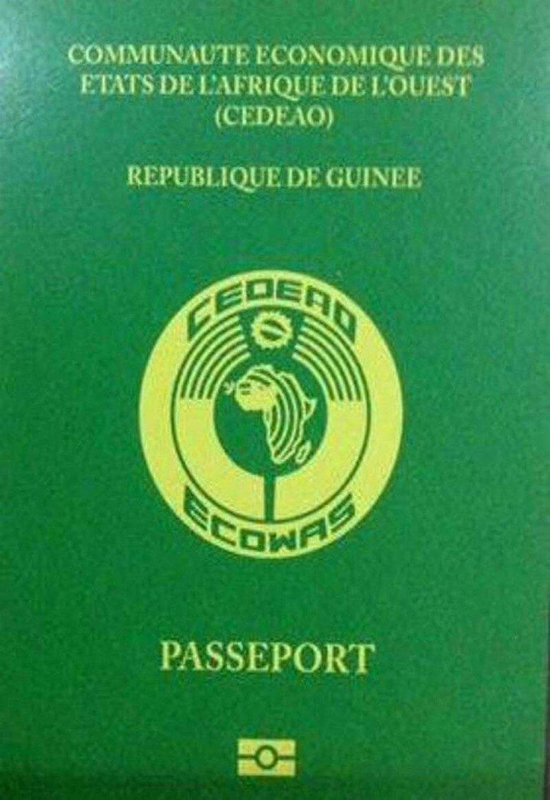 [GUINEE LYON] Enrôlement pour la délivrance des passeports biométriques des Guinéens de France depuis le 22 avril 2021 à Paris