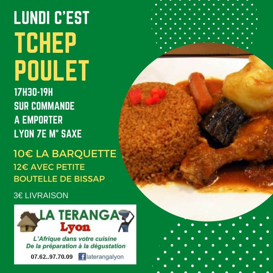 Ekodafrik : l'Afrique en Auvergne Rhône-Alpes Tchep-poulet1