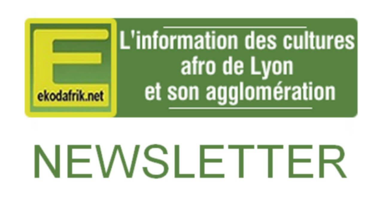 Newsletter EKODAFRIK LYON du 10 juin 2021