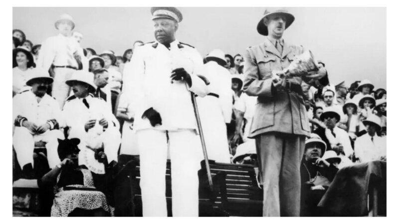 [MEMOIRE] Le 17 mai 1944 disparaissait le Guyanais Félix EBOUE