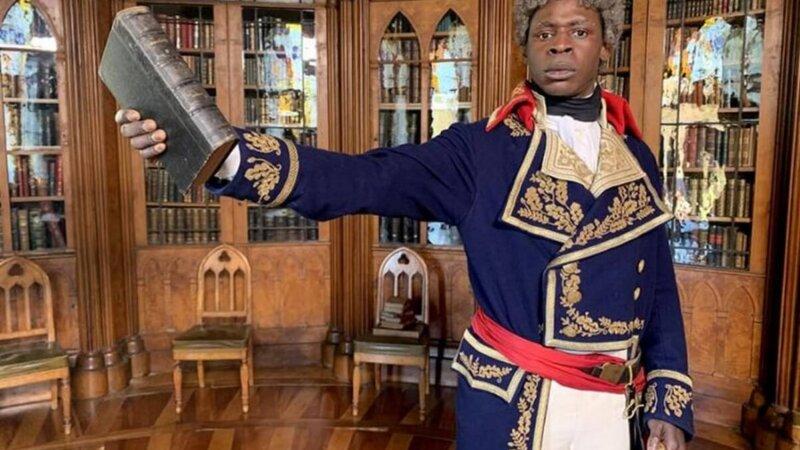 [MEMOIRE] Secrets d'Histoire Toussaint Louverture : la liberté à tout prix sur France 3 lundi 10 mai 2021