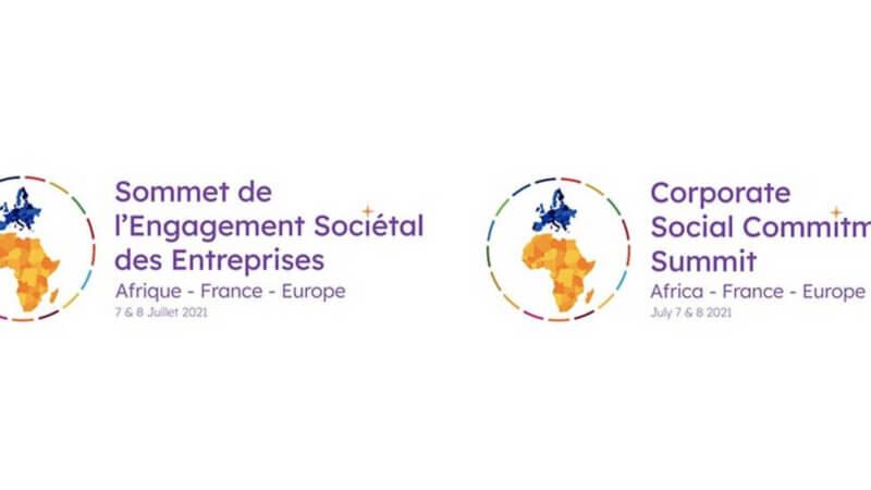 [ECONOMIE] Sommet de l'Engagement Sociétal des Entreprises Afrique-France-Europe les 7 et 8 juillet 2021 à Paris
