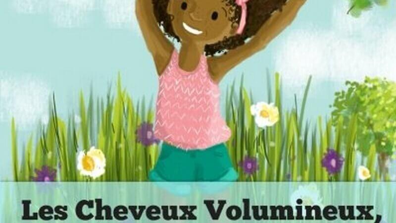 [LITTERATURE] «Les cheveux volumineux, il n'y a pas mieux » de Crystal Swain-Bates disponible à la bibliothèque Mwana Afrobook