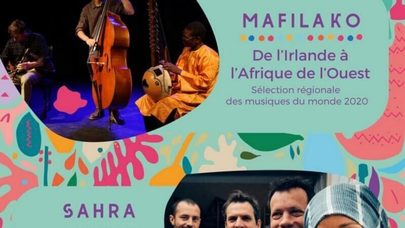 [CONCERT] Les jeudis des musique du monde MAFILA KO «De l'Irlande à l'Afrique de l'Ouest» et SAHRA HALGAN «Voix du Somaliland» jeudi 8 juillet 2021 à Lyon
