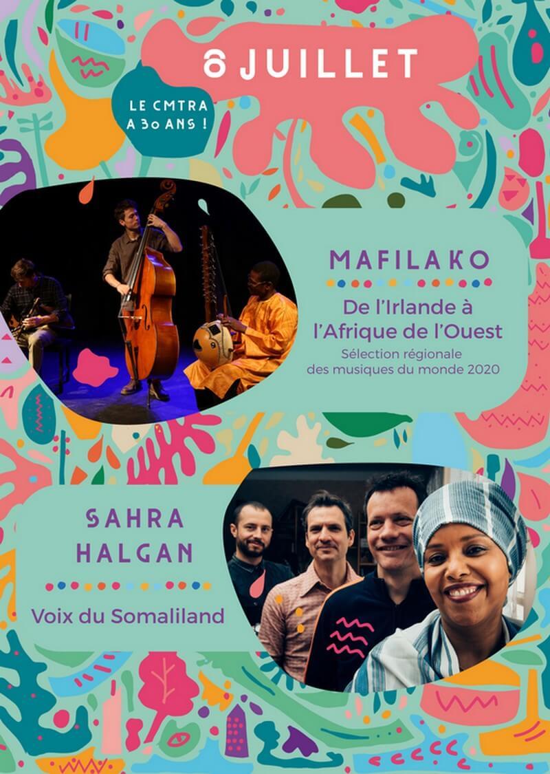 Ekodafrik : l'Afrique en Auvergne Rhône-Alpes Cmtra-jeudis-du-monde-8-juillet