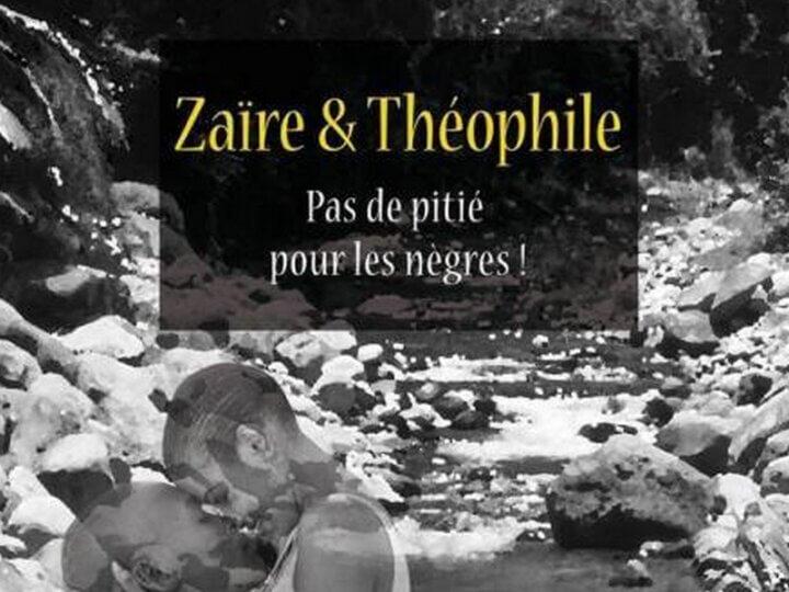 [LITTERATURE] «Zaïre & Théophile. Pas de pitié pour les nègres» de  Imaniyé Dalila Daniel disponible à la bibliothèque Mwana Afrobook